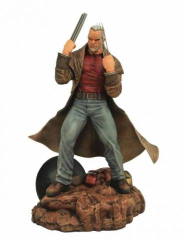 Figura Marvel Gallery: Old Man Logan 20 cm