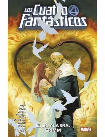 Marvel Premiere. Los 4 Fantásticos 02. El Sr. y La Sra. Grimm