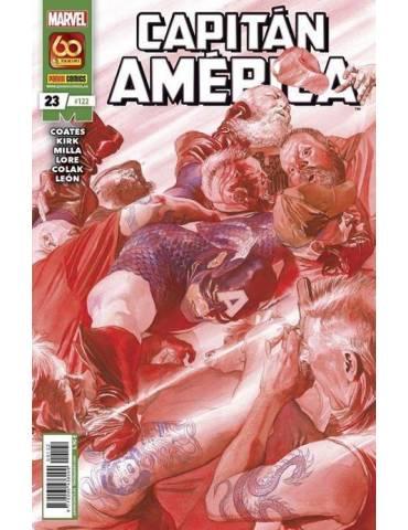 Capitán América 23 (122)