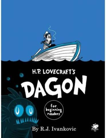 H.P. Lovecraft's Dagon for Beginning Readers - Hardcover
