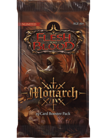 Flesh and Blood: Monarch