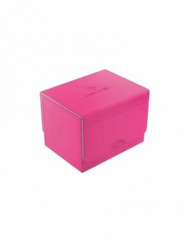 Caja para cartas Gamegenic Sidekick 100+ Convertible Pink