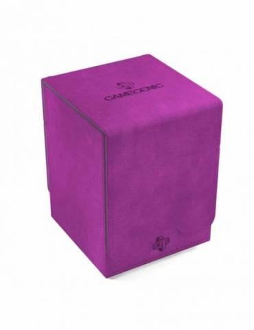 Caja para cartas Gamegenic Squire 100+ Convertible Purple