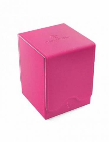 Caja para cartas Gamegenic Squire 100+ Convertible Pink