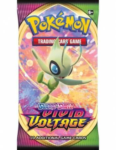 Pokémon TCG Sword an Shield 4 Vivid Voltage