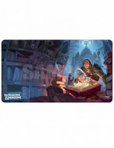 Tapete Dungeons & Dragons: Candlekeep Mysteries