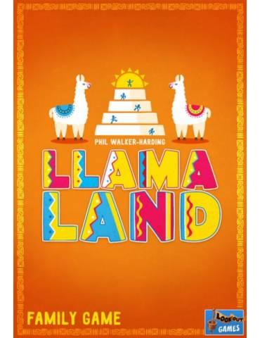 Llamaland (Inglés)