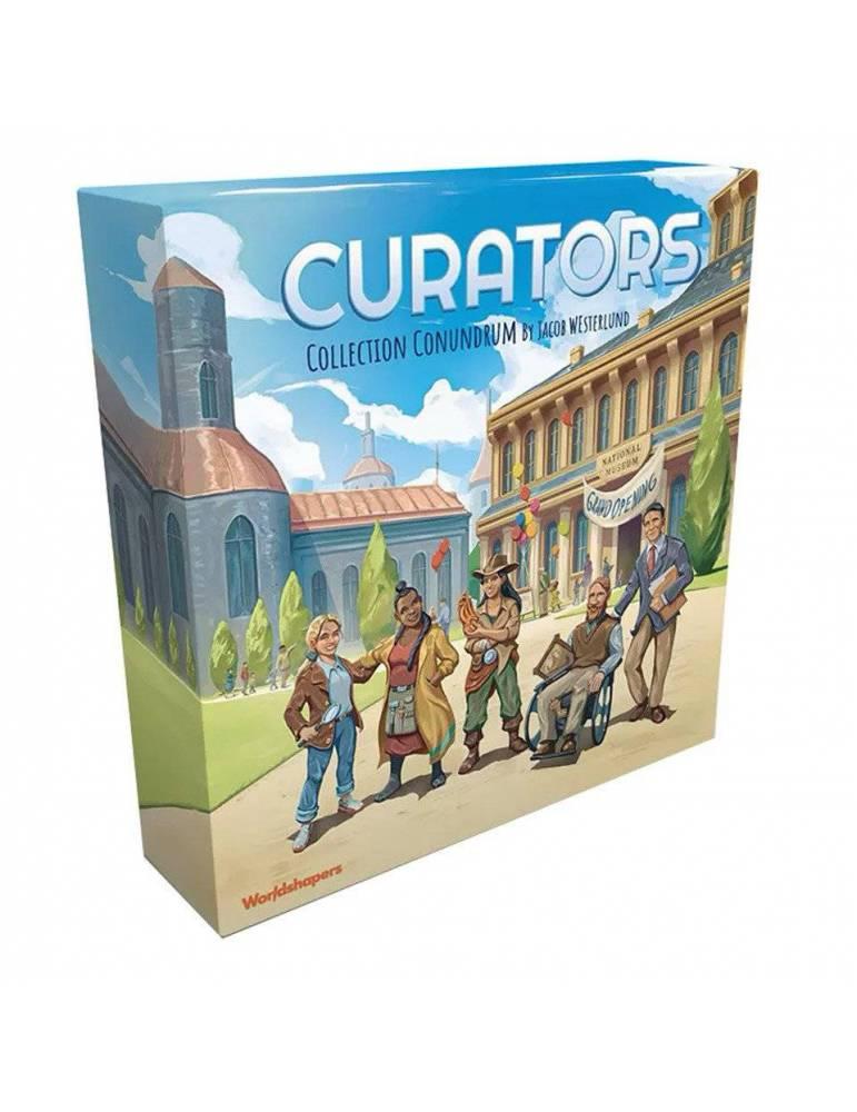 Curators -  Coll. Conundrum