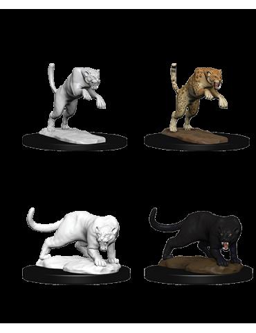 D&D Nolzur´s Panther & Leopard