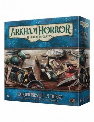Arkham Horror LCG: Los confines de la Tierra - Expansión de investigadores (Castellano)
