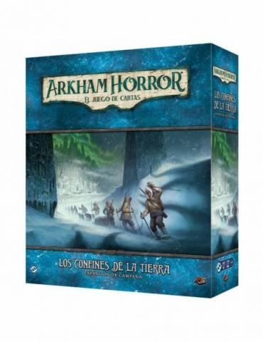 Arkham Horror LCG: Los confines de la Tierra - Expansión de campaña