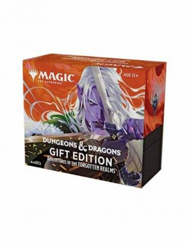 Magic: D&D Adventures in the Forgotten Realms Bundle Gift Edition (Inglés)