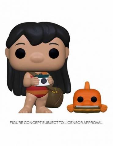 Figura POP Lilo & Stitch: & Buddy Lilo with Pudge 9 cm