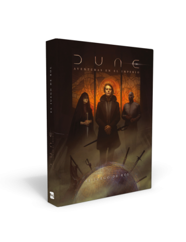Dune: Aventuras en el Imperio?????? + Cuaderno Hojas PJ + Copia Digital