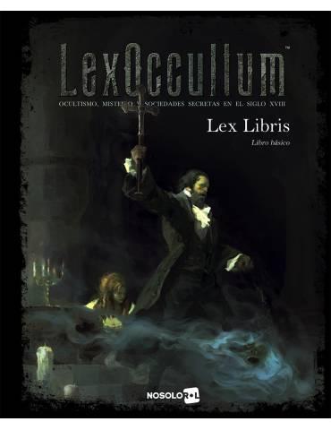 LexOccultum: Lex Libris +...