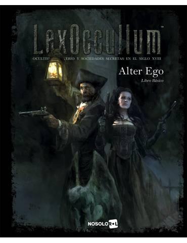 LexOccultum: Alter Ego +...