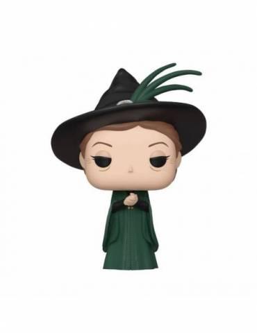 Figura POP Harry Potter: Minerva McGonagall (Yule) 9 cm