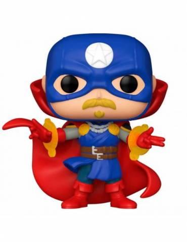 Figura POP Marvel Infinity Wars: Soldier Supreme 9 cm
