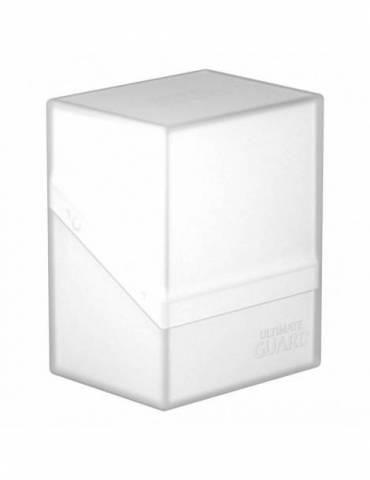 Caja Ultimate Guard: Boulder Deck Case 80+ Escarchada