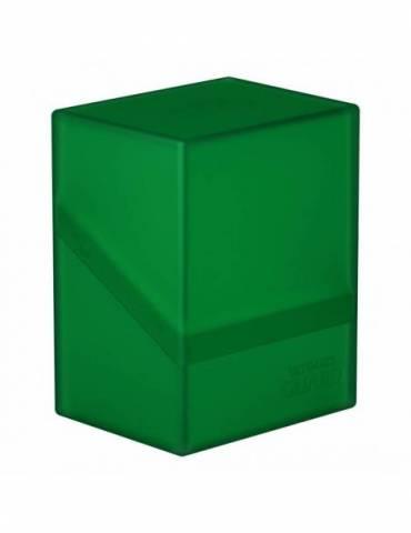 Caja Ultimate Guard: Boulder Deck Case 80+ Esmeralda