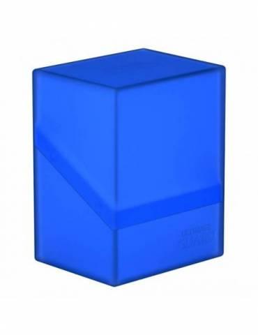 Caja Ultimate Guard: Boulder Deck Case 80+ Zafiro