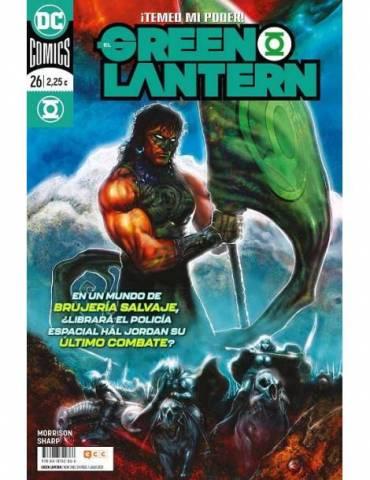 El Green Lantern núm. 108/ 26