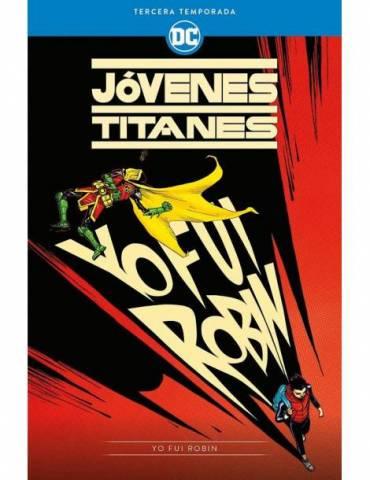 Jóvenes Titanes: Tercera temporada - Yo fui Robin