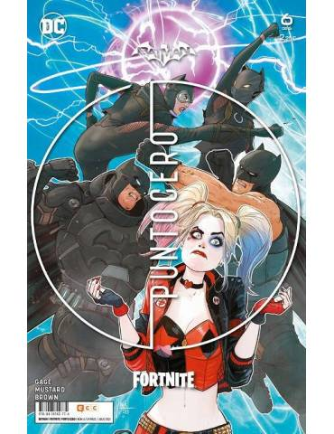 Batman/Fortnite: Punto cero núm. 06 de 6