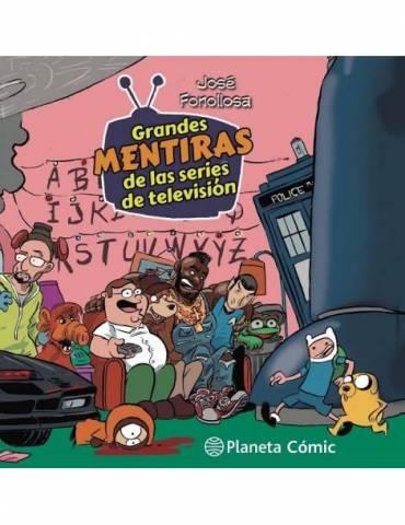 Tomas Falsas Grandes Mentiras de las Series de TV