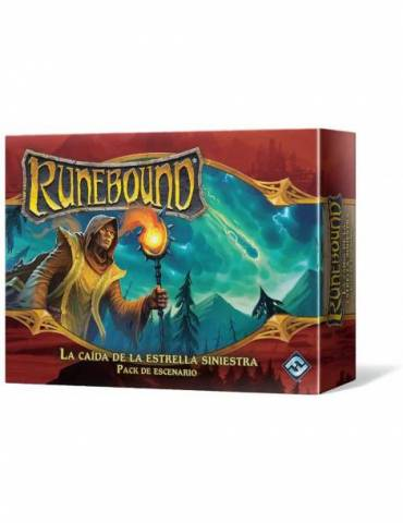 Runebound: La caída de la Estrella siniestra (Castellano)