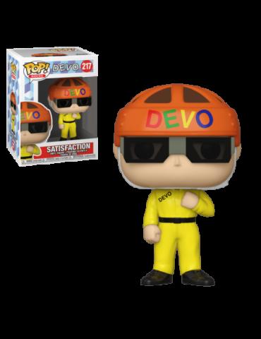 Figura POP Devo Rocks: Satisfaction (Yellow Suit) 9 cm