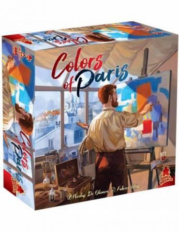 Colors of Paris?