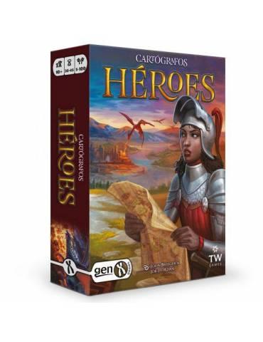 Cartógrafos: Héroes ?
