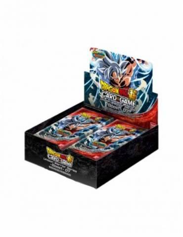 Dragon Ball Super Card Game Unison Warrior 7: Caja de 24 Sobres