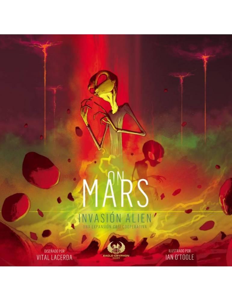 On-Mars: Invasión Alien