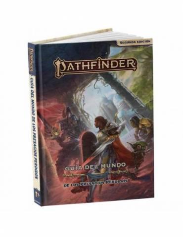 Pathfinder 2ª Ed. Guía del Mundo de los Presagios Perdidos