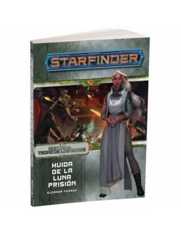 Starfinder: Contra el Trono de los Eones 2: Huida de la Luna Prisión