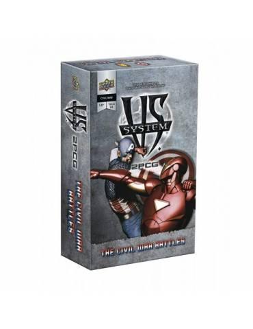 Vs. System 2PCG: Civil War - The Civil War Battles