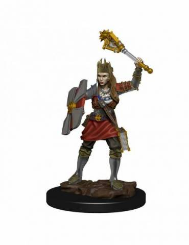 D&D Icons of the Realms Premium Figures: Human Cleric Female