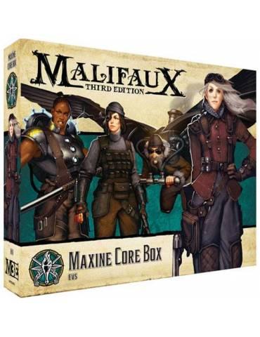 Malifaux Explorers Society: Maxine Core Box