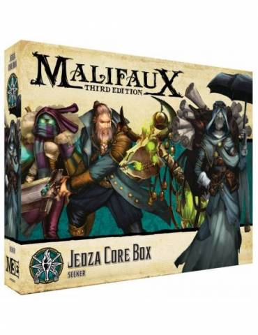 Malifaux Explorers Society: Jedza Core Box