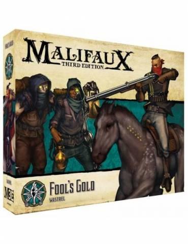 Malifaux Explorers Society: Fools Gold
