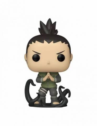 Figura Naruto Animation: Shikamaru Nara 9 cm
