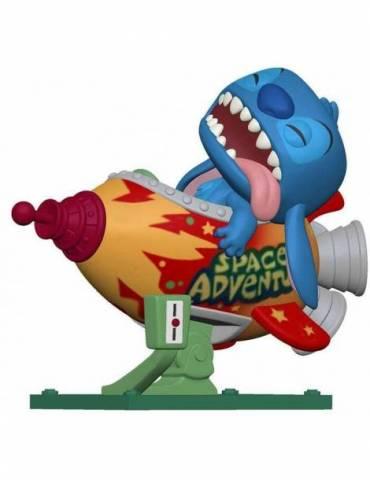 Figura POP Lilo & Stitch: Stitch in Rocket 15 cm
