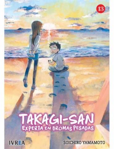 Takagi-San Experta en Bromas Pesadas 13