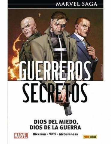 Guerreros Secretos 02. Dios del Miedo