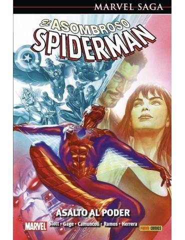 El Asombroso Spiderman 53. Asalto al Poder (Marvel Saga 120)