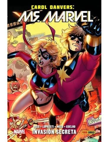 Carol Danvers: Ms. Marvel 03. Invasión Secreta