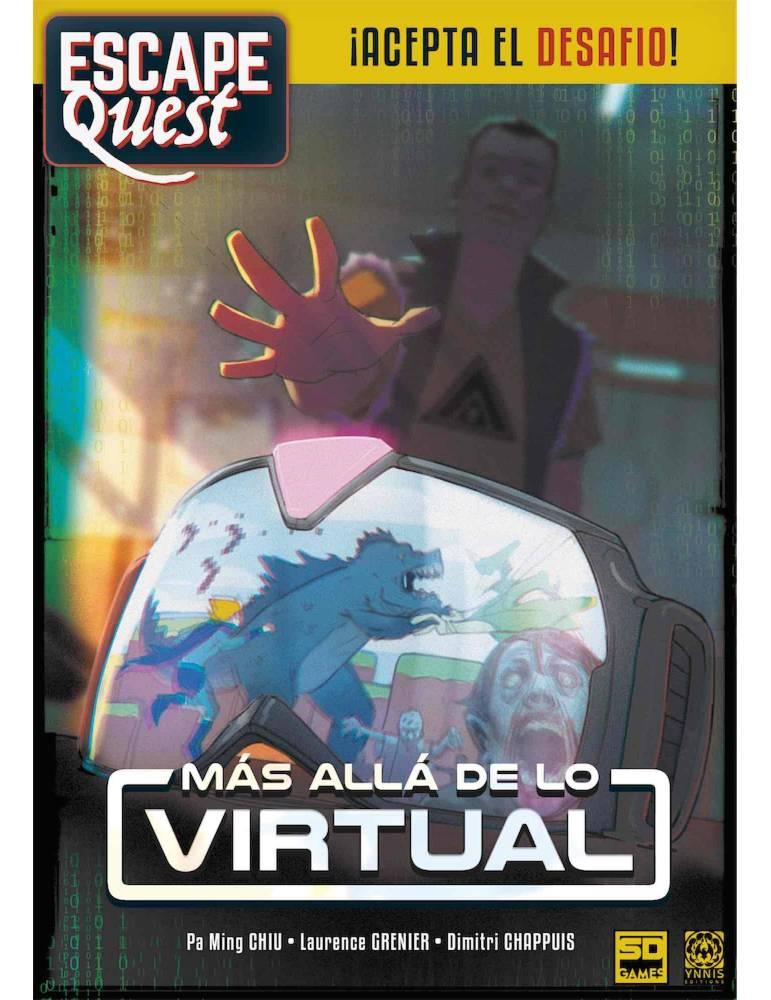 Escape Quest 2: Mas Allá de lo Virtual