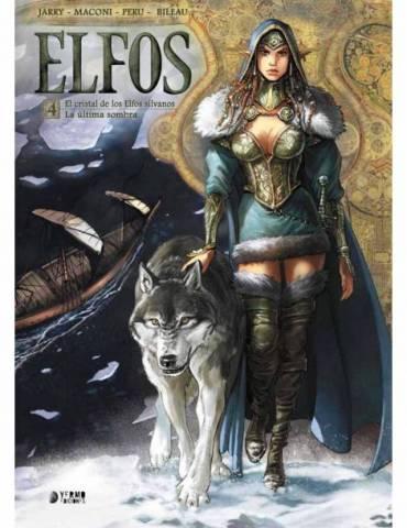 Elfos 04. El Cristal de los Elfos Silvanos / La Última Sombra